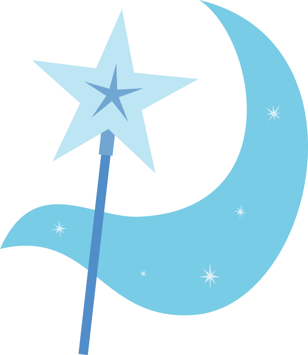 Trixie vector cutie mark. By hawk mm on