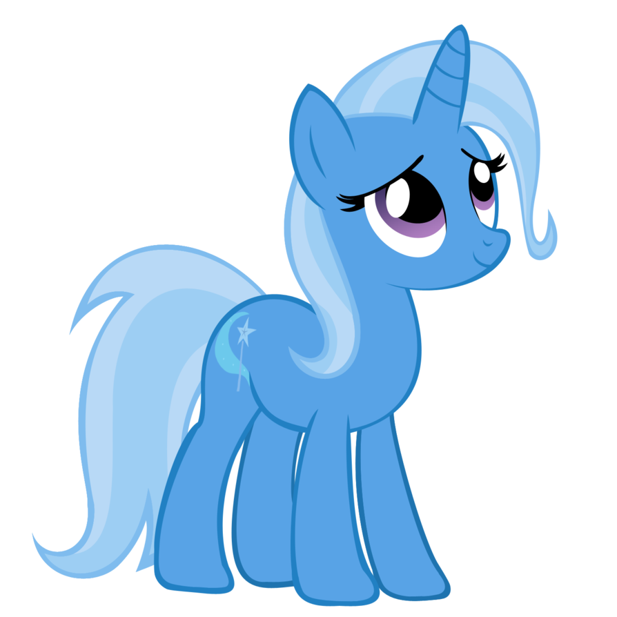 trixie vector cutie mark