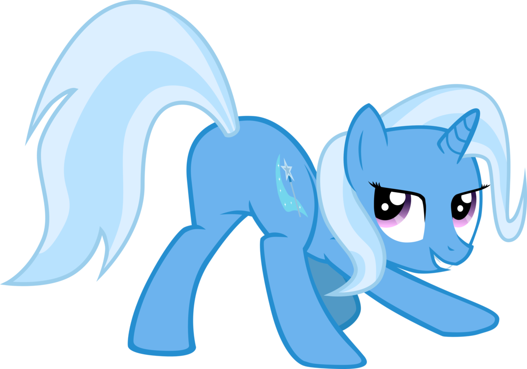 Trixie vector sock. Mlp fim the great