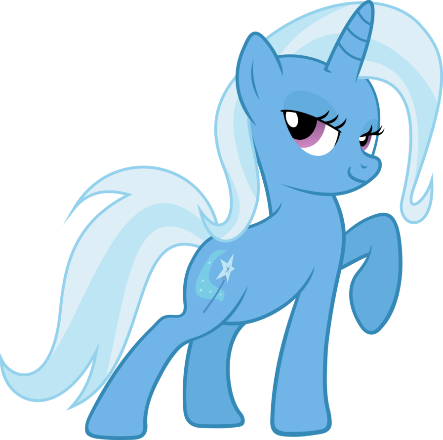 Trixie vector sock. The great and fabulous