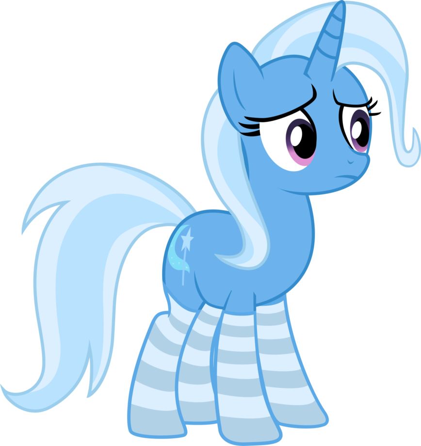 Trixie vector sock. Using great and powerful