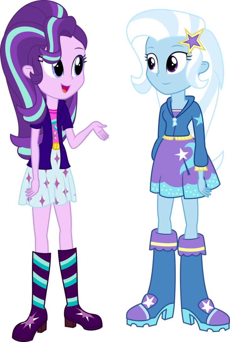 Trixie vector starlight glimmer. Request and lulamoon eg