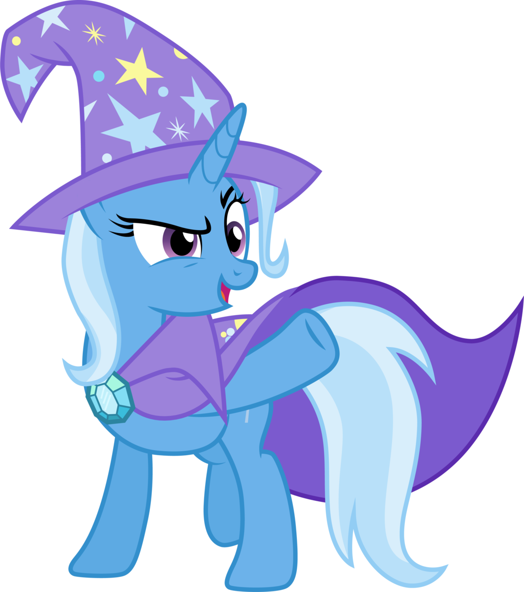 Trixie vector tap. The great and powerful