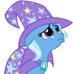 Trixie vector tap. Favourites by venom on