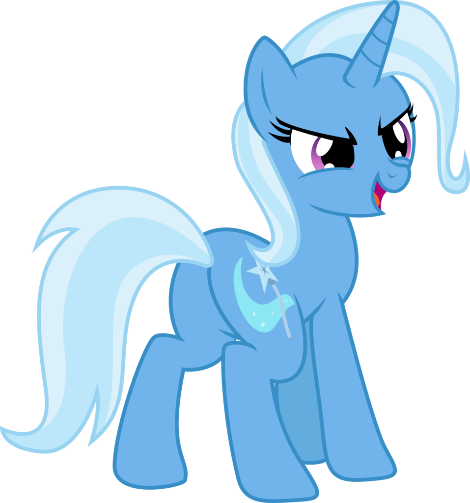 Trixie vector the great and powerful. Artist theshadowstone plot