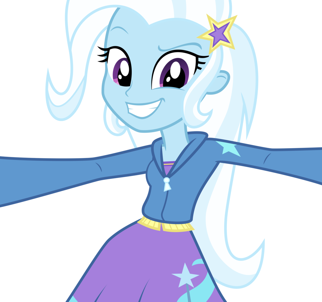 Trixie vector the great and powerful. Absurd res artist