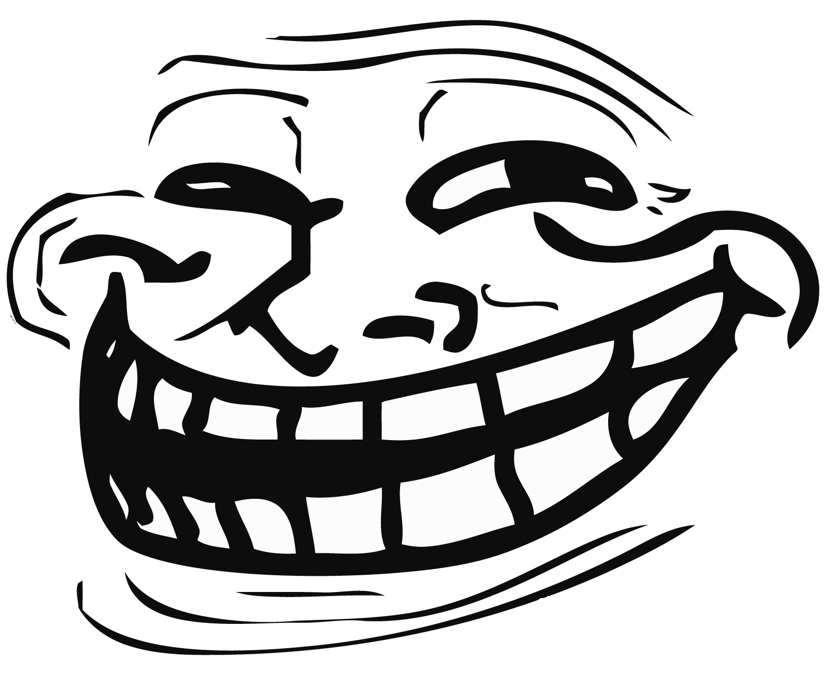 Image object shows community. Trollface png jpg library download