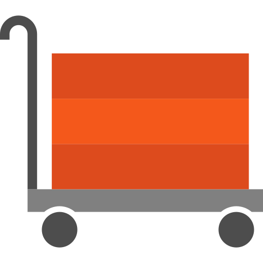 Trolley vector ice cream. Png icon repo free