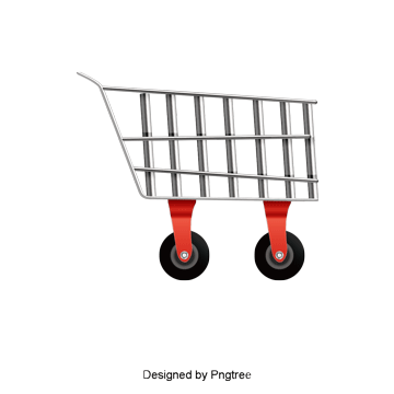 Wagon vector animated. Shopping cart png images