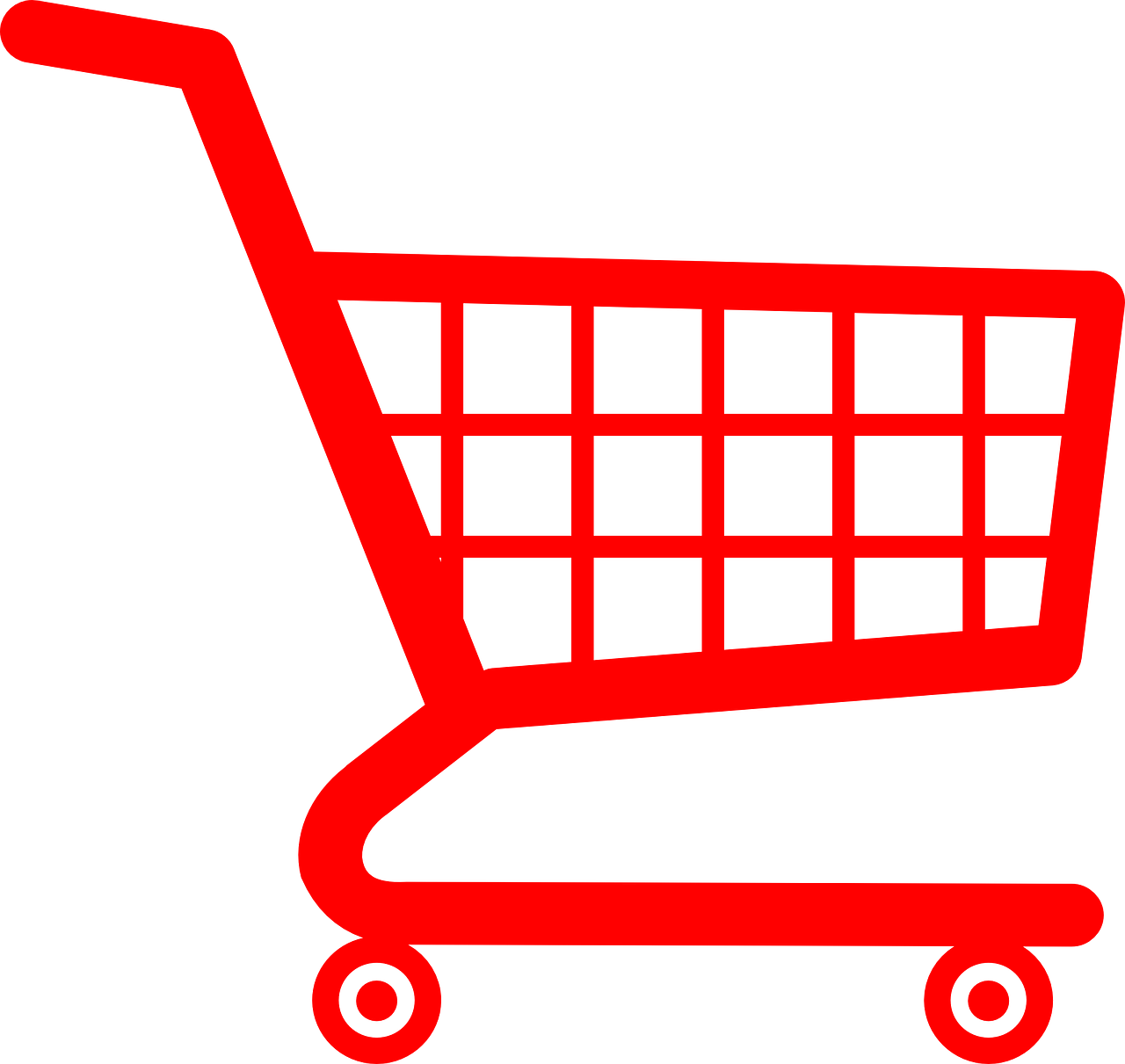 Trolley vector trolly. Supermarket library download