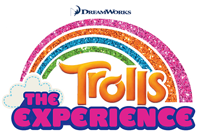 Trolls logo png. Birthday bash the experience