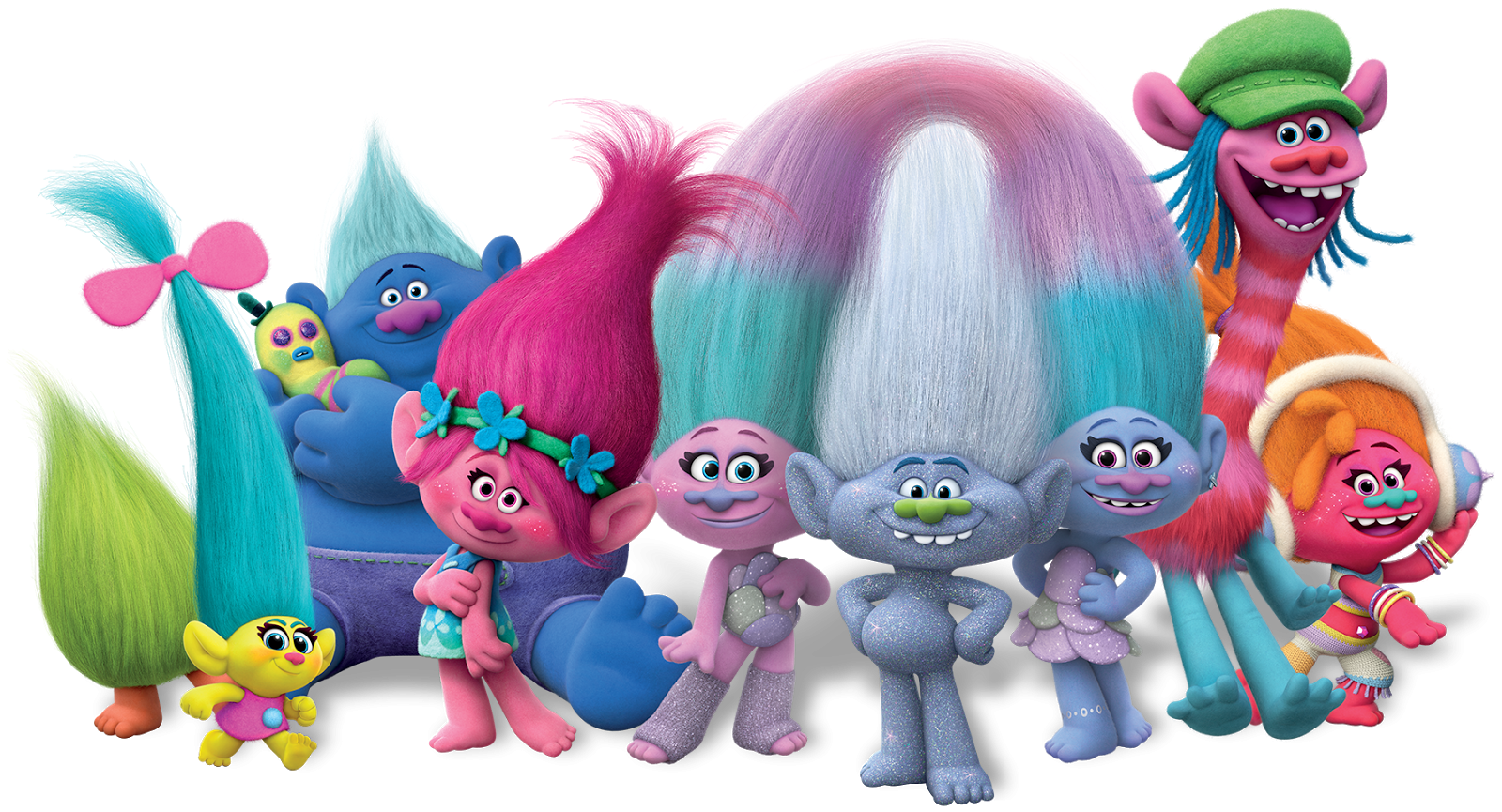 Trolls clipart. Png snack pack