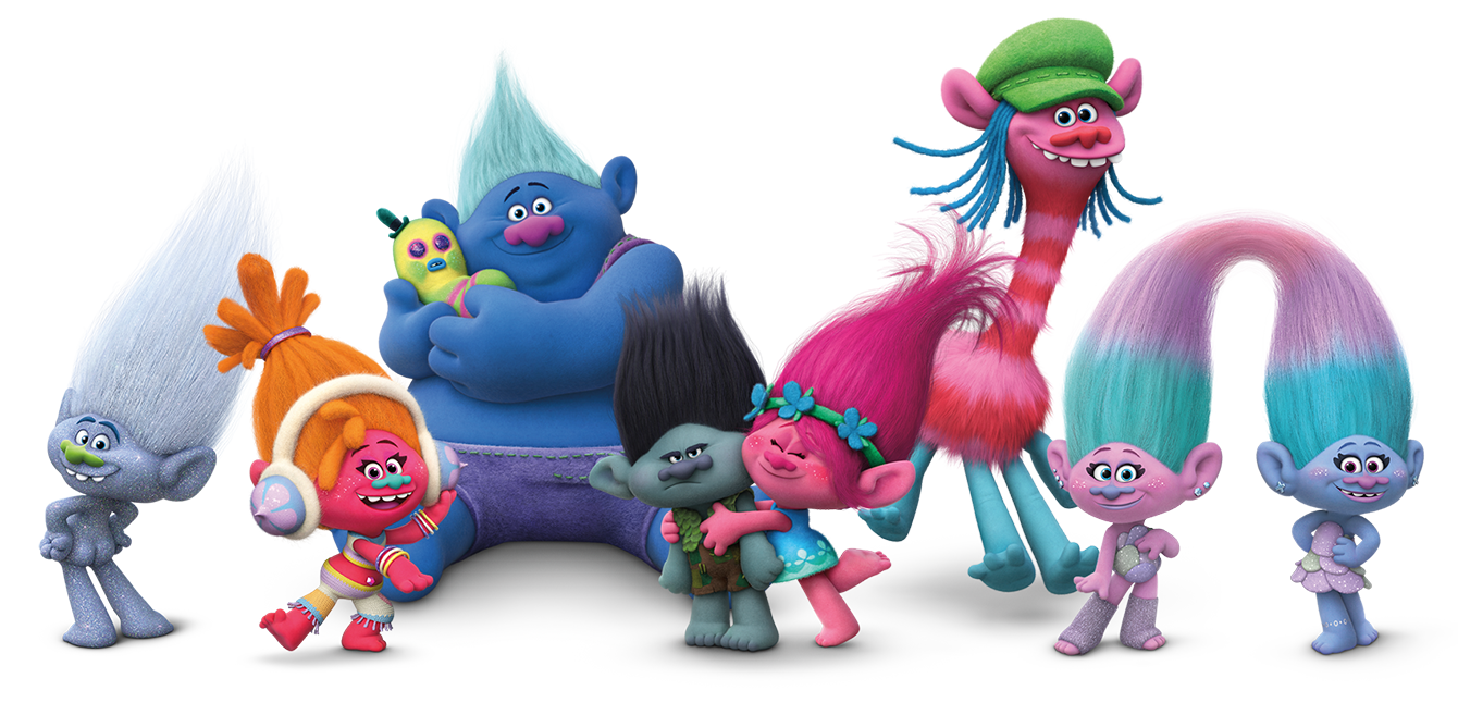 Trolls clipart. Dreamworks at getdrawings com