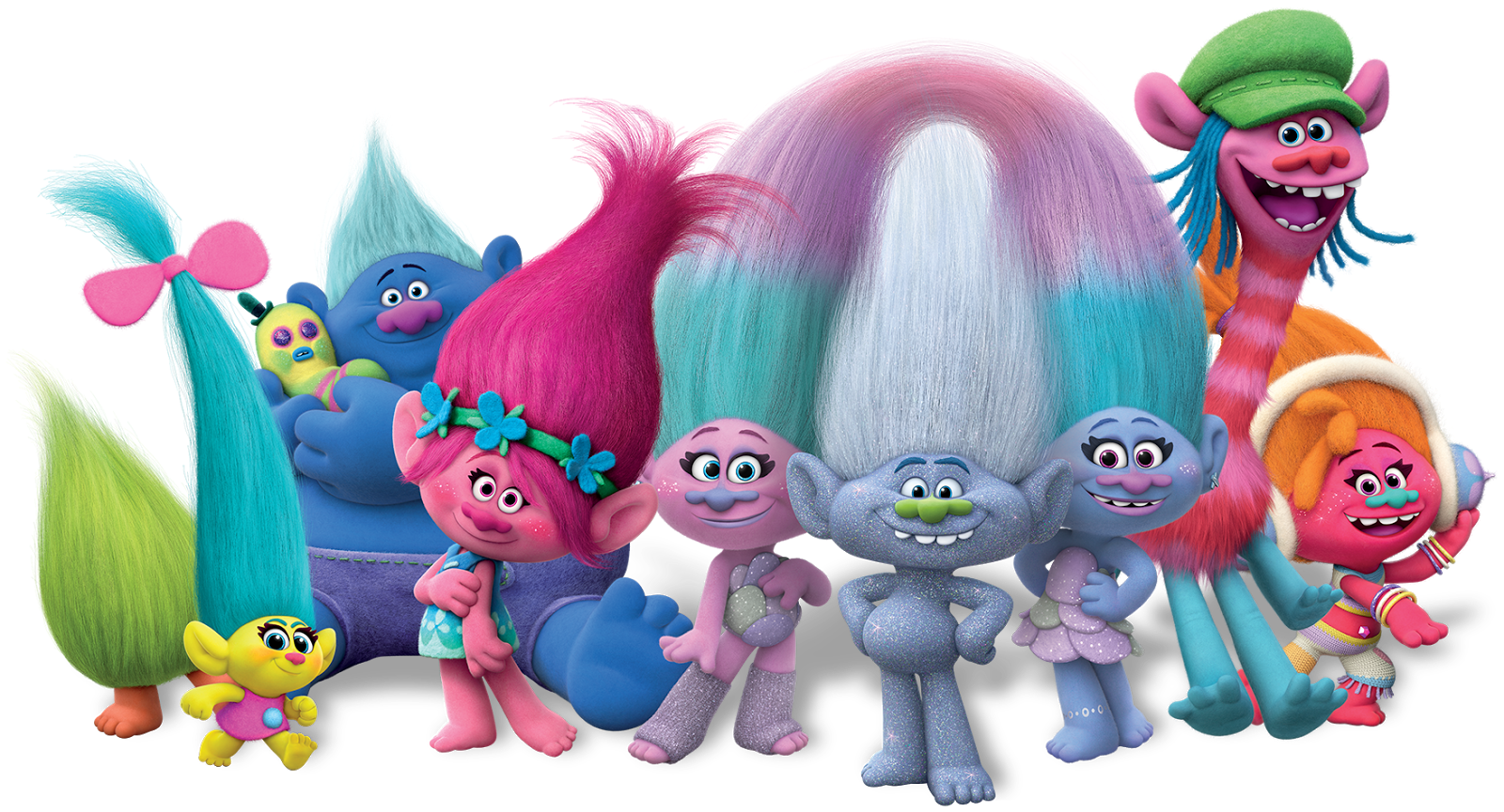Trolls clipart. The movie at getdrawings
