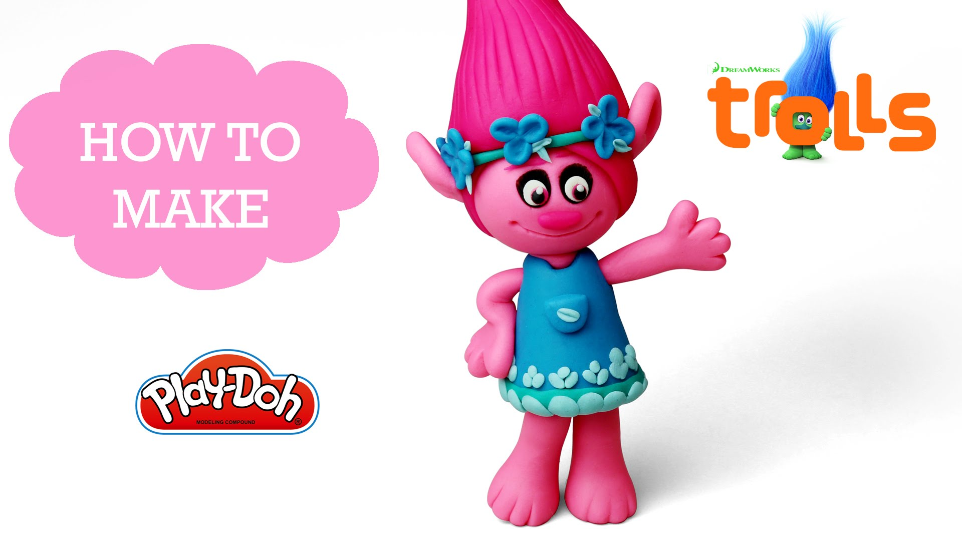 Trolls clipart poppy. Making pencil and in