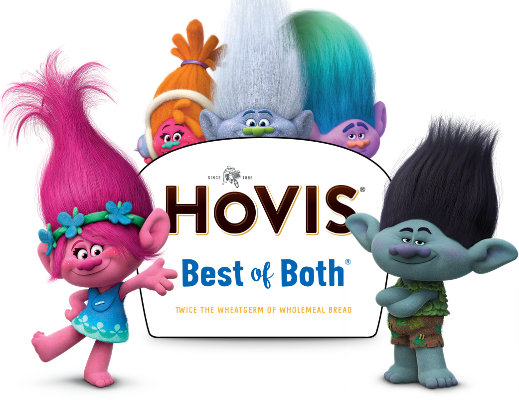 Trolls logo png. Hovis home thanks for