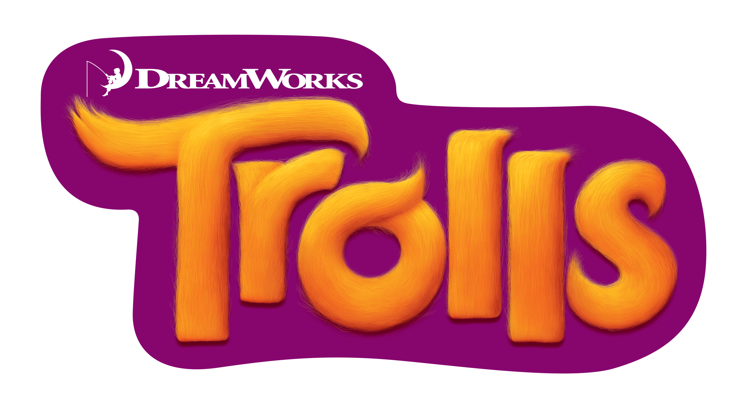 Trolls logo png. Collection random house children