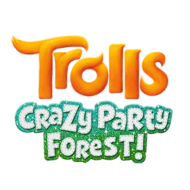 Trolls logo png. Ubisoft crazy party forest