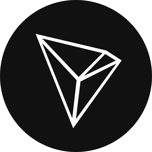Tron coin png. Crypto currency and by