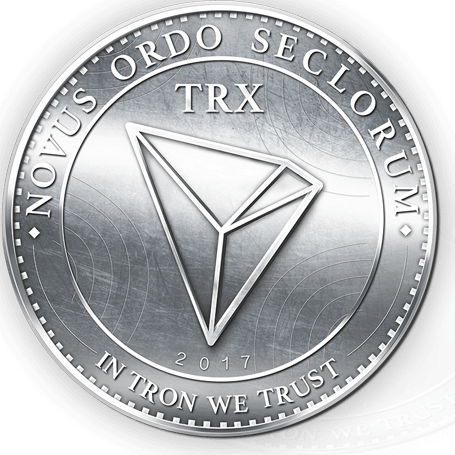 Tron coin png. Is trx a good