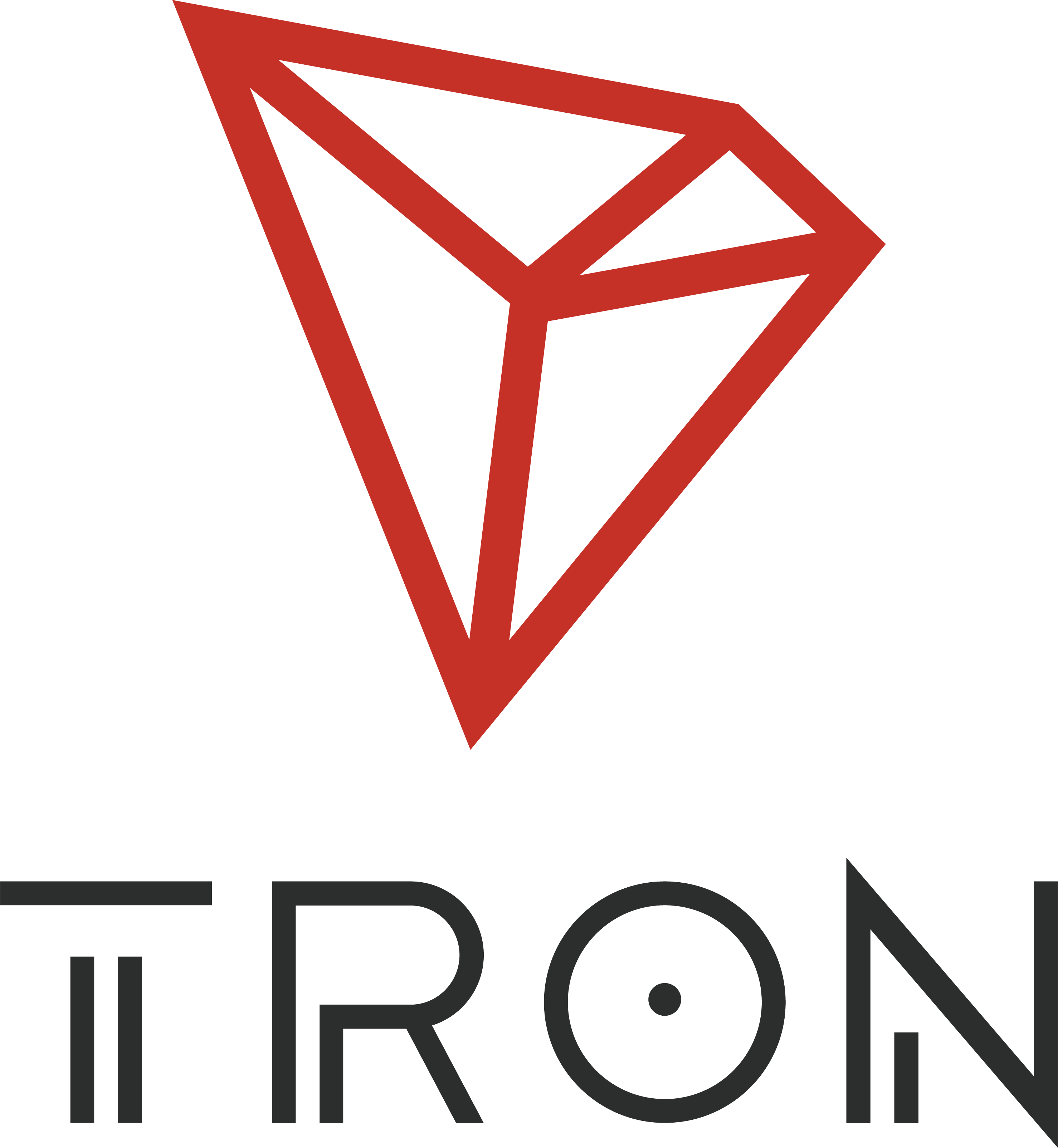 Tron coin png. Trx review of tronix