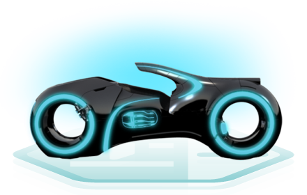 tron motorcycle png