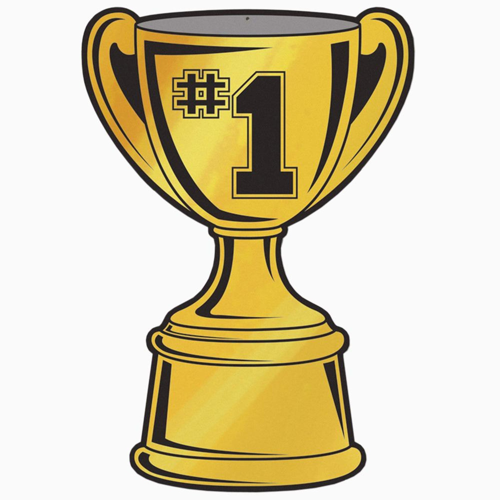 Trophy clipart leave. How to win a