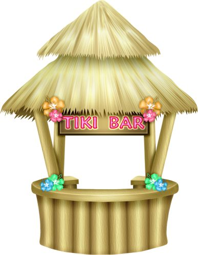 Tropical clipart tropical party. Best havaiana images