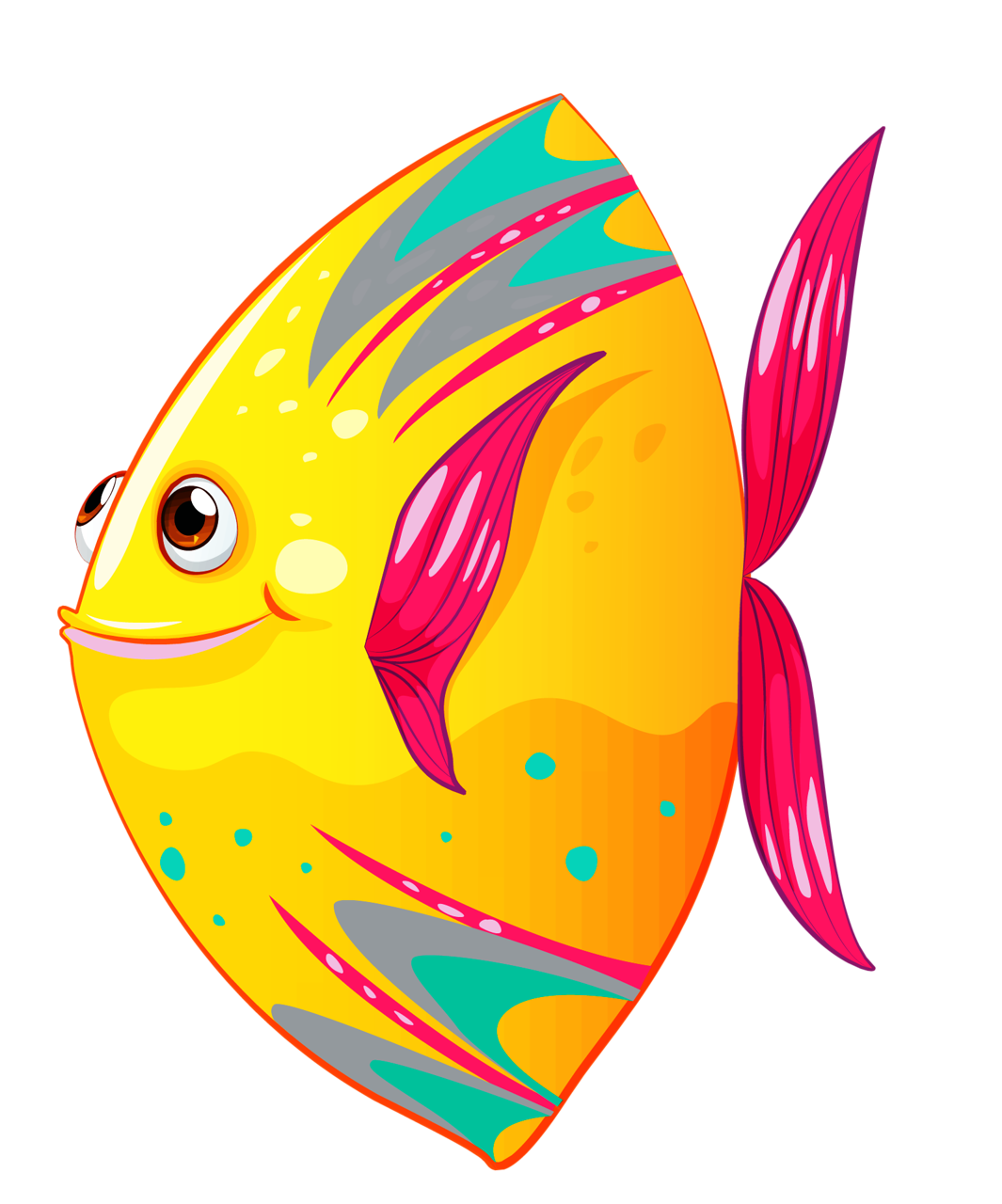 Fishing clipart deep sea fishing. Png fish pinterest