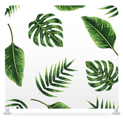 Tropical leaves png. The story box co