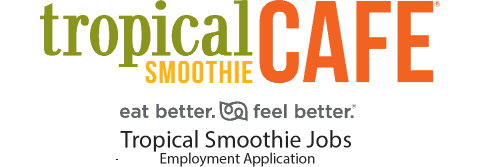 Tropical smoothie png. Jobs apply online