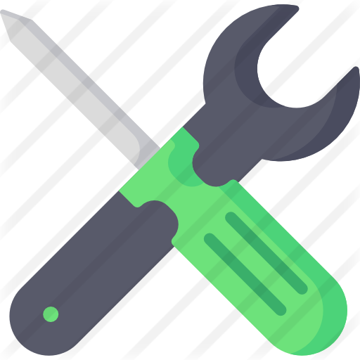 Trowel vector crossed. Tools free edit icons