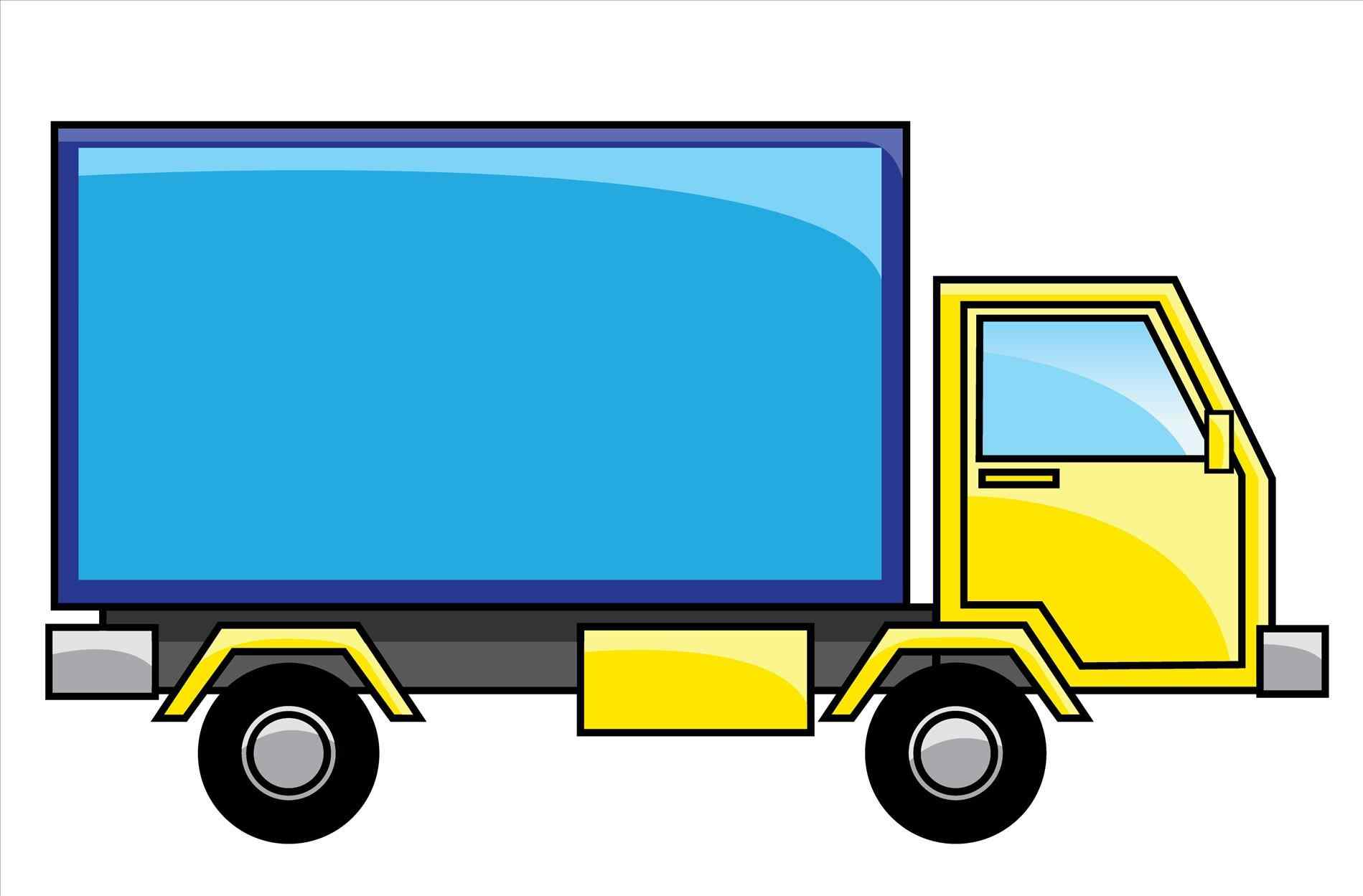 Truck clipart. The images collection of