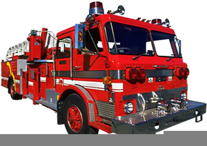 Truck clipart animated. Fire free images at