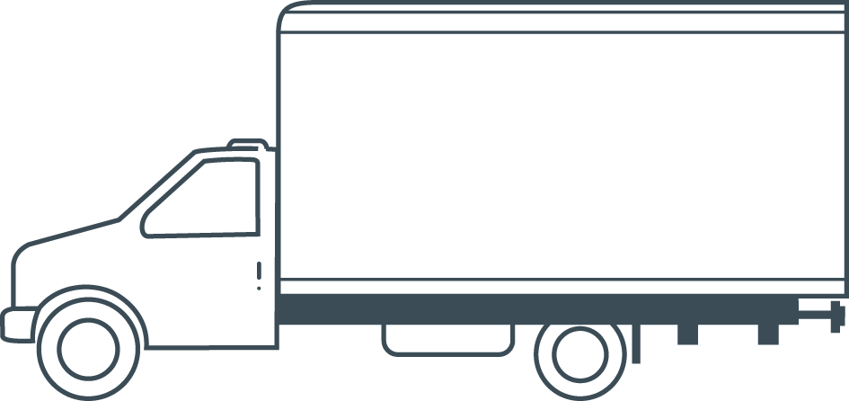 Truck clipart box truck. Carriers drivers instant access