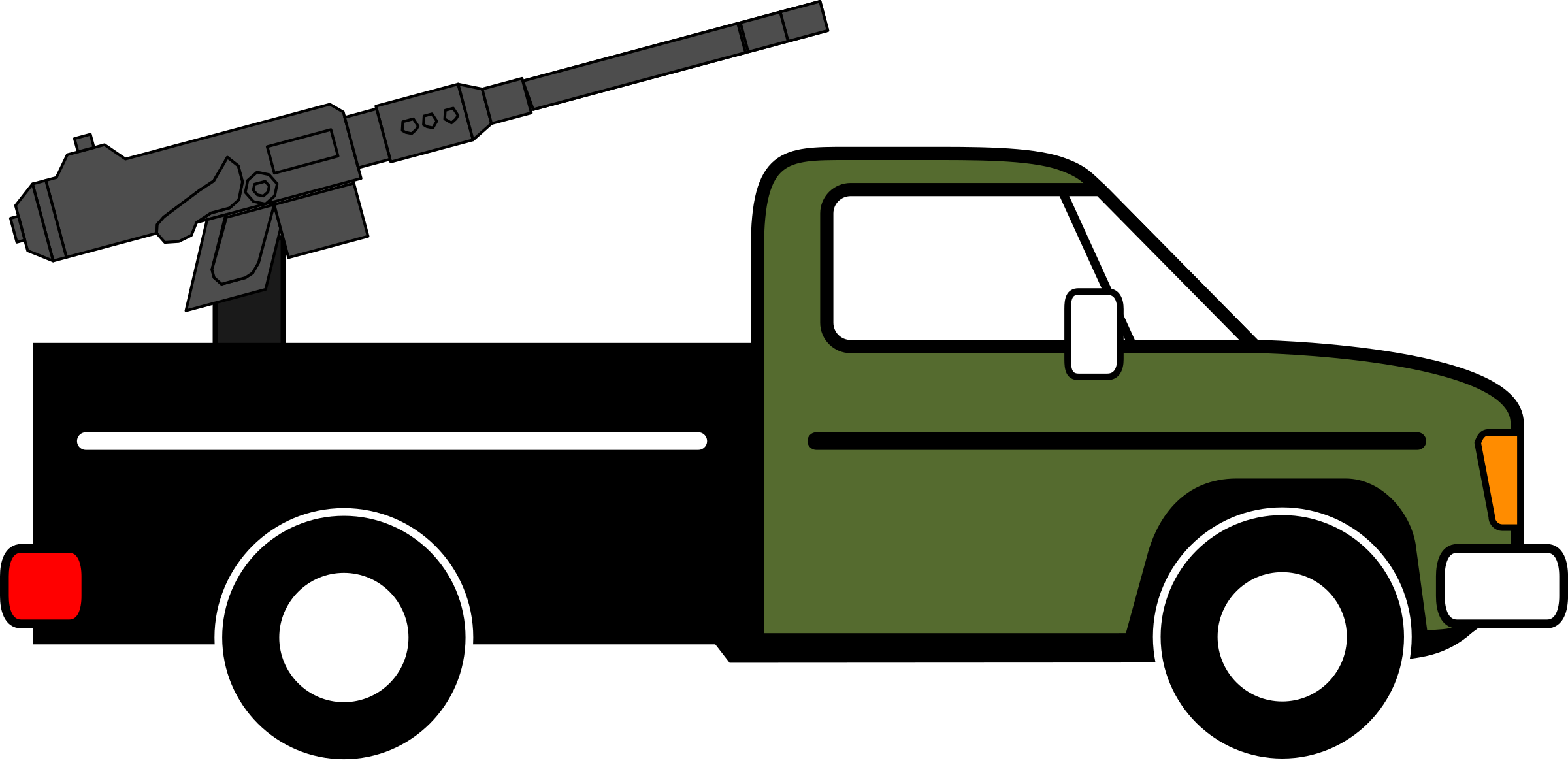 Truck png clipart. Technical modified from pickup