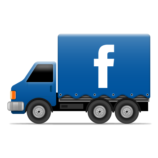 Truck png image. With transparent background vector