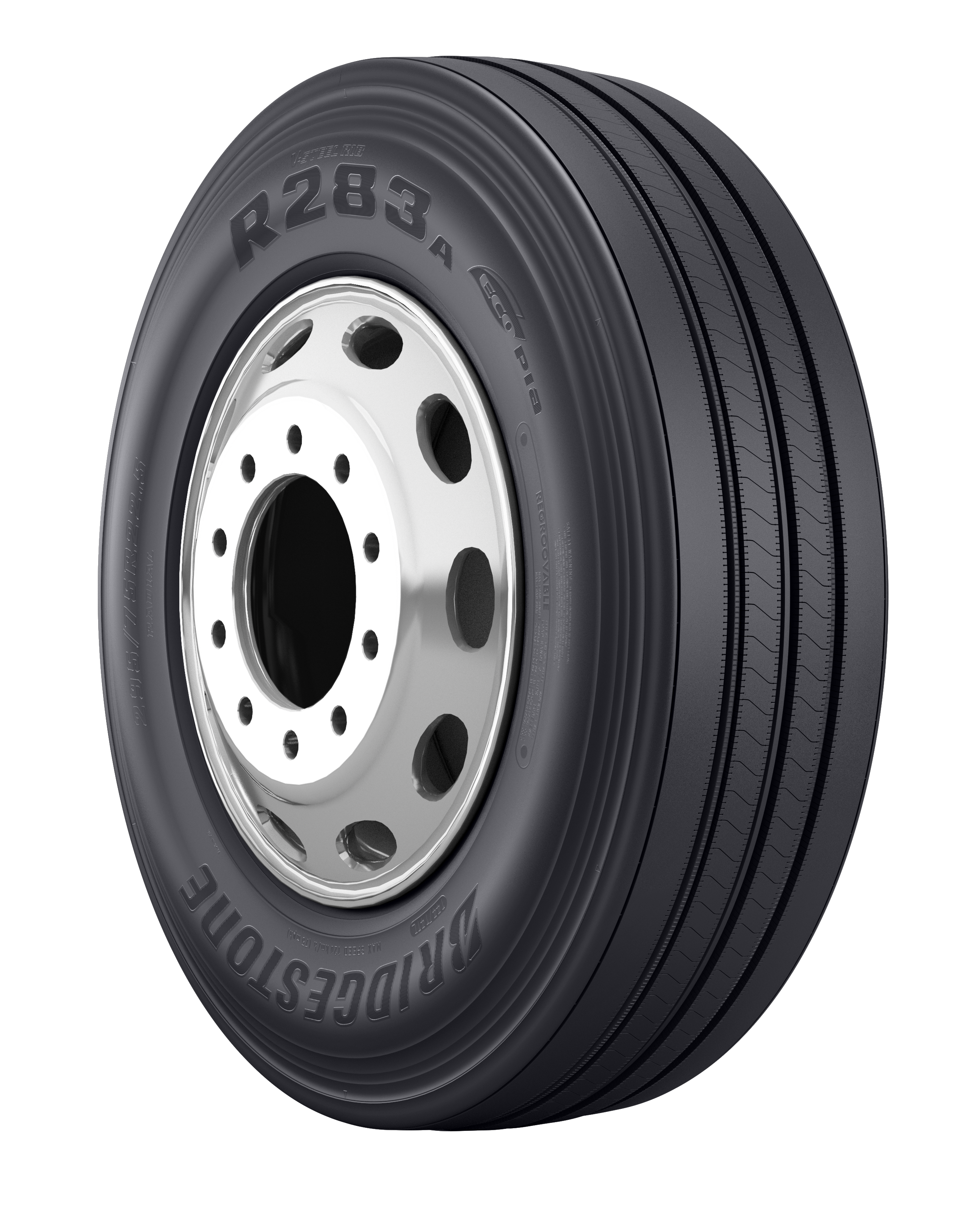 Truck tire png. Bridgestone launches steer for