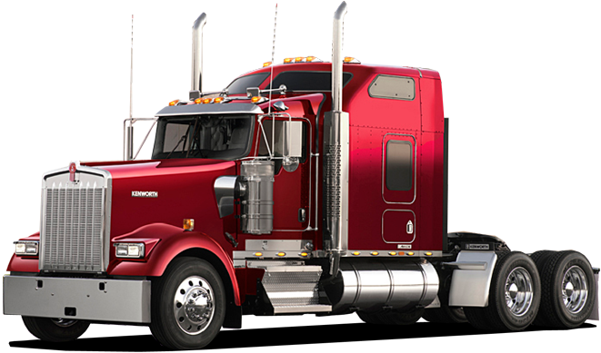 Truck transparent background. Semi svg library