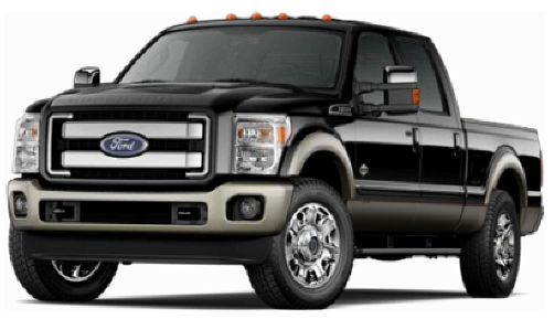 Truck transparent black. Ford pickup png and