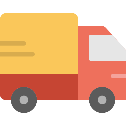 Truck transparent icon. Free transport icons