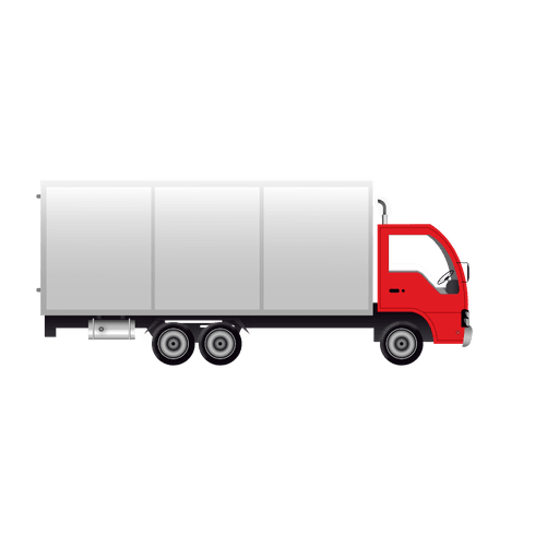 Truck vector png. Glossy shipment transparent svg