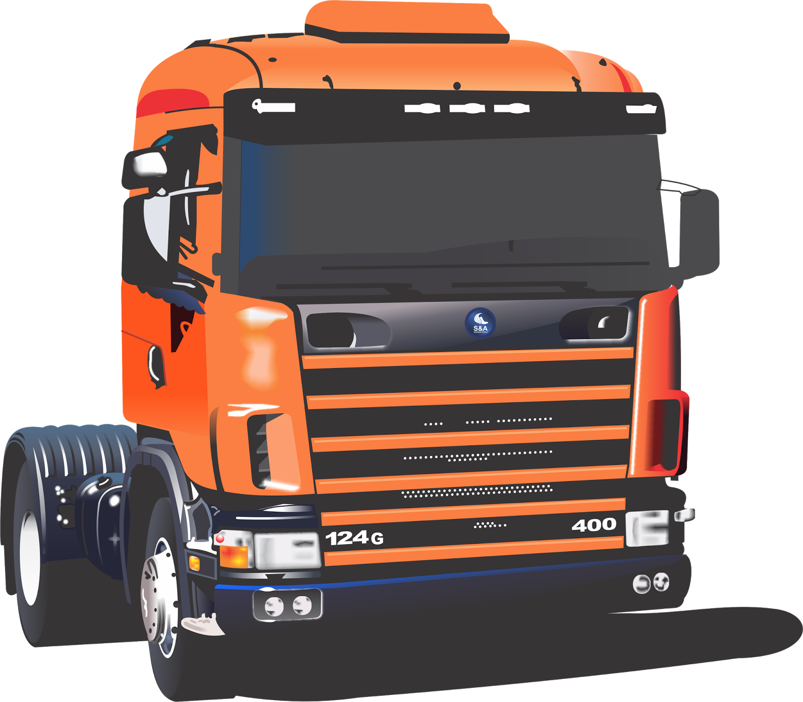 Truck vector png. Free about car graphics