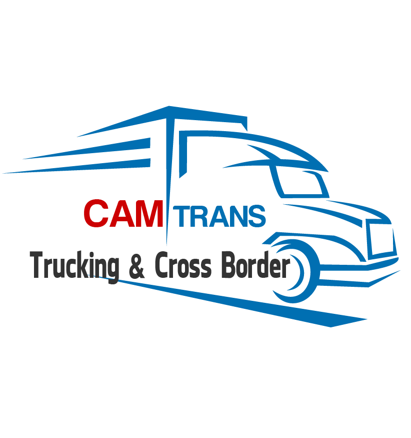 Home and cross border. Trucking vector speed clip art stock