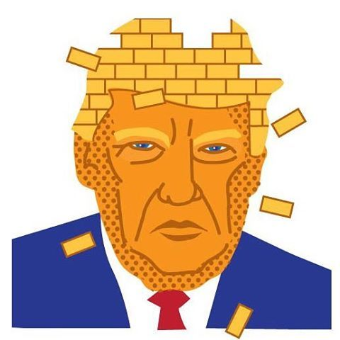 Trump clipart overload. Best travesty images