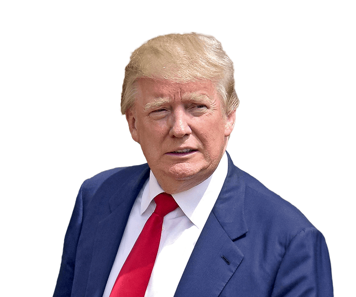 Donald image purepng free. Trump clipart png svg black and white stock