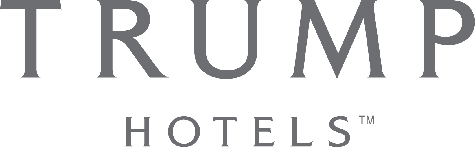 Trump logo png. Hotels transparent stickpng download
