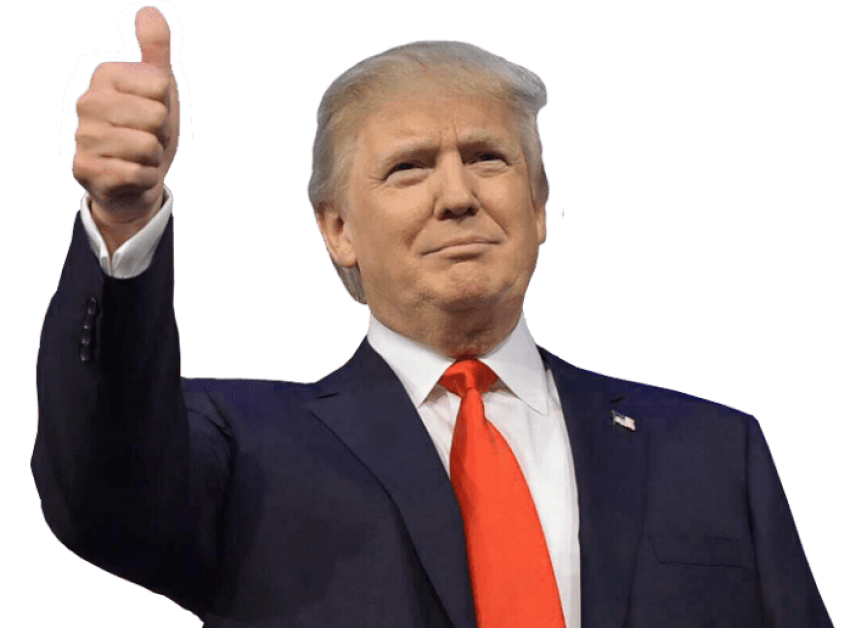 Trump png. Donald free images toppng