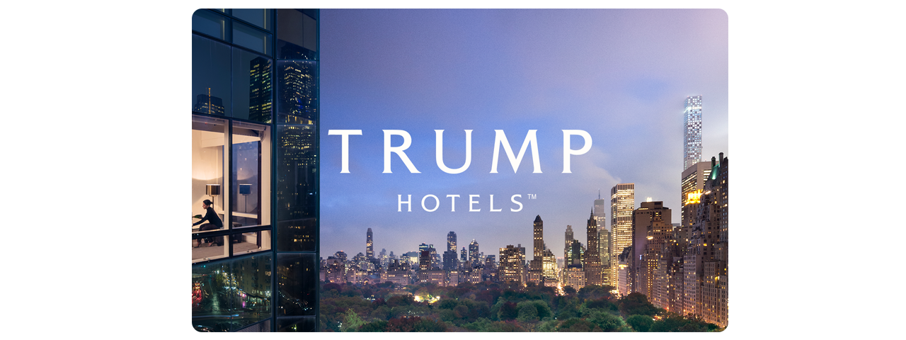Trump tower png. Luxury hotels star romantic
