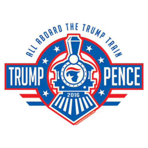 Trump train png. All aboard the